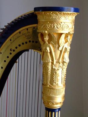 Harps sold by the Erat harp company, London (February 1821-June 1824)