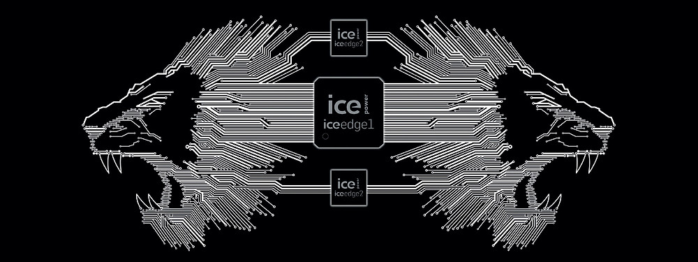 ICEpower customers are er world known brands such as Yamaha, Bang & Olufsen, Pioneer, Alpine og Audi.