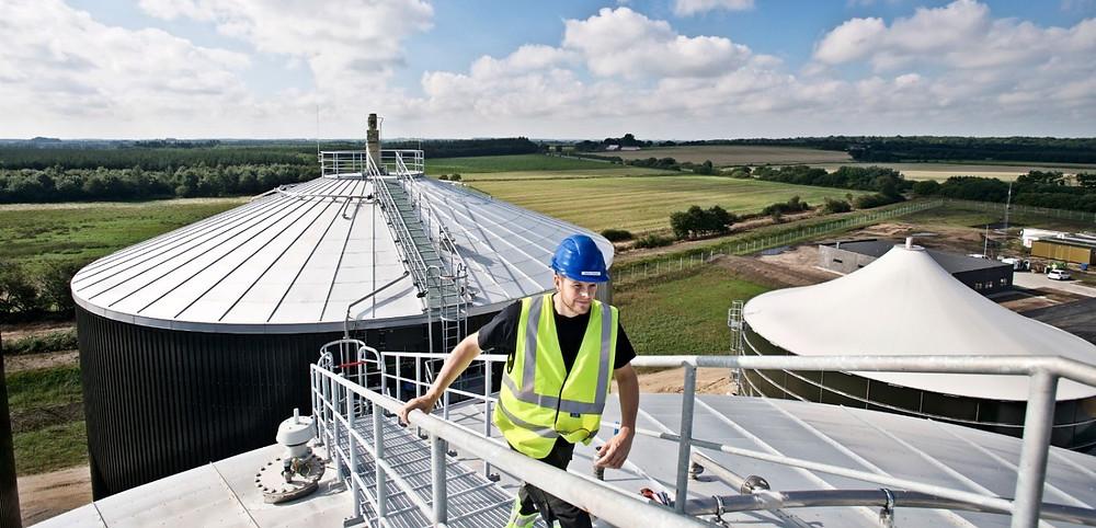 Sønderjysk Biogas bruger Toolpack365 til automatisering budget og finansiel rapportering.