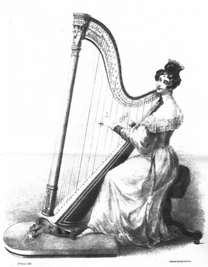 Design influences and the harp