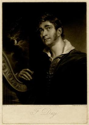 Francois-Joseph Dizi: Harpist, Composer... bit of a scoundrel?