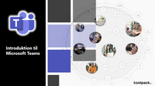 Samarbejd virtuelt med dine kollegaer