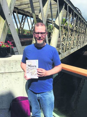 Mizen folklore book was a labour of love