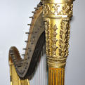 Erat 22-string single-action harp (no.1913) c1827.jpg