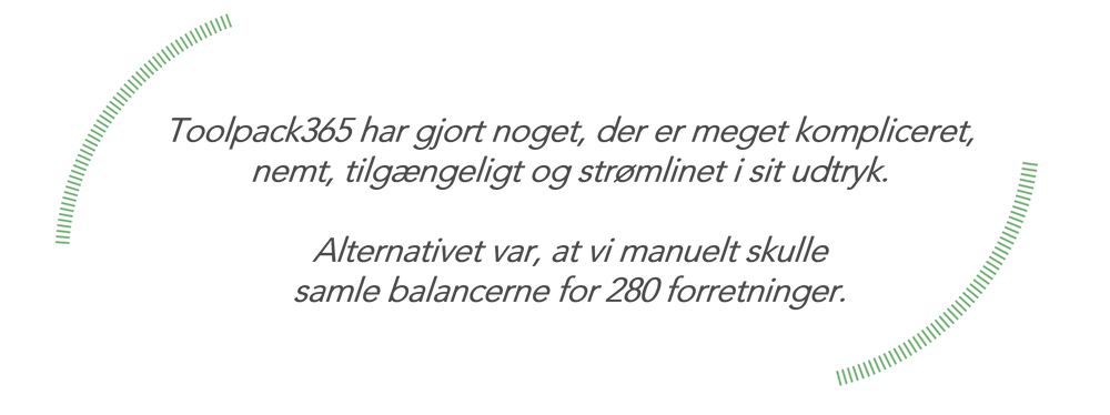 Jens Albert Lassen, økonomichef i Nykredit