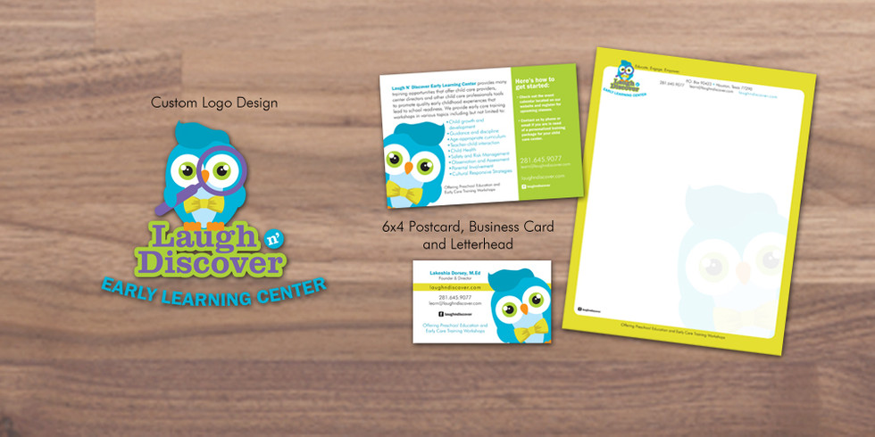 Laugh n' Discover Early Learning Center - Houston