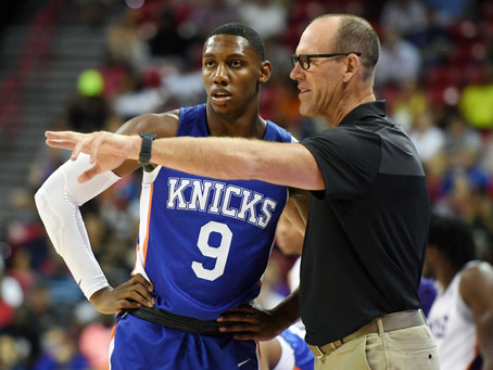 What We Learned About R.J. Barrett's Game From Summer League