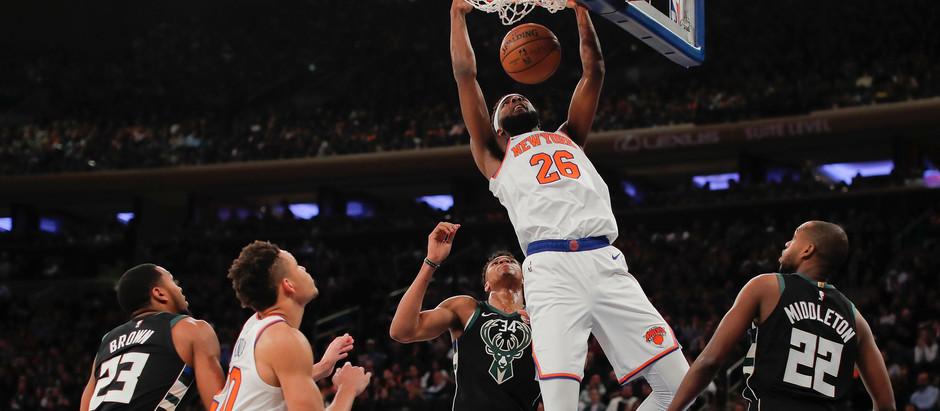 The 2019 Knicks Asset Rankings