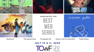 DEAD END Nominated for Best Web Series & 4 More Awards at T.O Web Fest