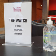 THE WATCH Pitch at Series Mania
