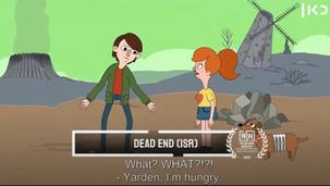 DEAD END Wins 2 Awards @ Melbourne WebFest