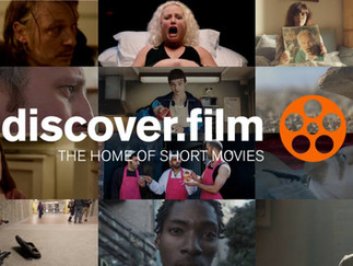 DEAD END Wins at Discover.film Awards