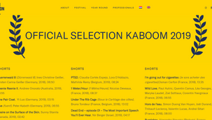 DEAD END at Raindance Film Festival & Kaboom Animation Festival