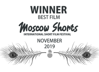 TOUCH Wins Best Short Film & Best Screenplay @ Moscow Shorts