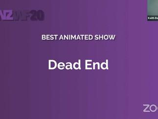 DEAD END Wins at NZ Web Fest