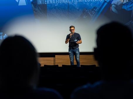 Moderation und Entertainment im Grazer Congress