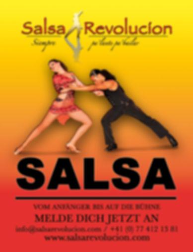 Salsa Kurs Basel