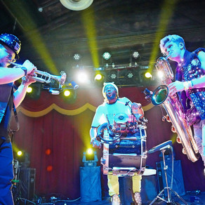 Too Many Zooz & Birocratic at Brooklyn Bowl