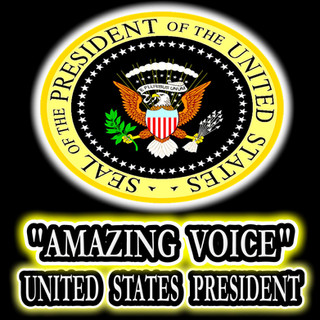 """UNITED STATES PRESIDENT - DONALD TRUMP - QUOTED INGVAR AS AN """"AMAZING VOICE!"""""""