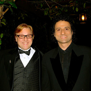 """INGVAR AND ACCOMPANIMENT - PIANIST - PERFORMED FOR THE ROYAL FAMILY OF JAIPUR - """"AMORE UNDER THE STARS"""" - BEVERLY HILLS - THE RAHANI - PADMINI DEVI QUOTED INGVAR AS HAVING A """"GORGEOUS VOICE!"""""""