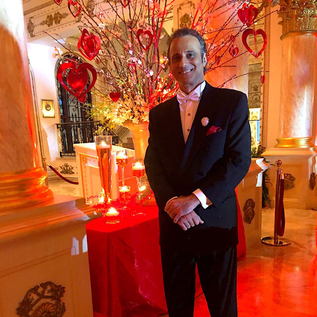 INGVAR PERFORMED AT MAR-A-LAGO - VALENTINE'S EVENING 2020 - GRAND BALLROOM
