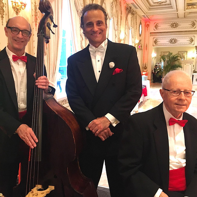 INGVAR AND HIS MAGNIFICENT TRIO - MAR-A-LAGO - VALENTINE'S 2020