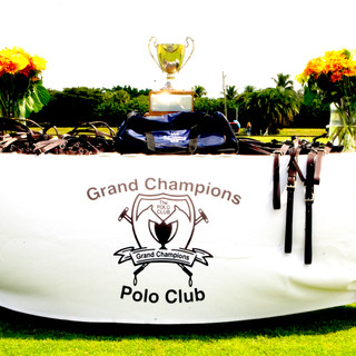 GRAND CHAMPIONS POLO CLUB OF WELLINGTON - INGVAR SINGS - SPECIAL EVENT