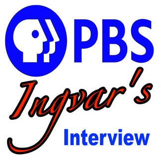 "INGVAR ON PBS - INGVAR'S INTERVIEW - ""MESMERIZING VOICE"""