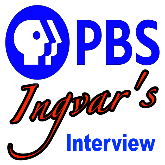 "INGVAR ON PBS - INGVAR'S INTERVIEW - ""MESMERIZING VOICE"""
