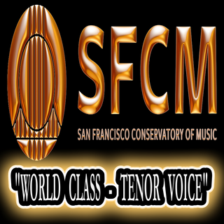 """SAN FRANCISCO CONSERVATORY OF MUSIC - JANE RANDOLPH - HEAD VOICE TEACHER - QUOTED INGVAR'S VOICE AS A - """"WORLD CLASS - TENOR VOICE."""""""