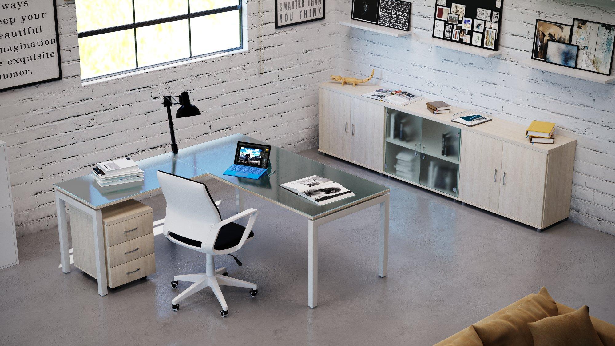 Infografías 3D mueble 3D