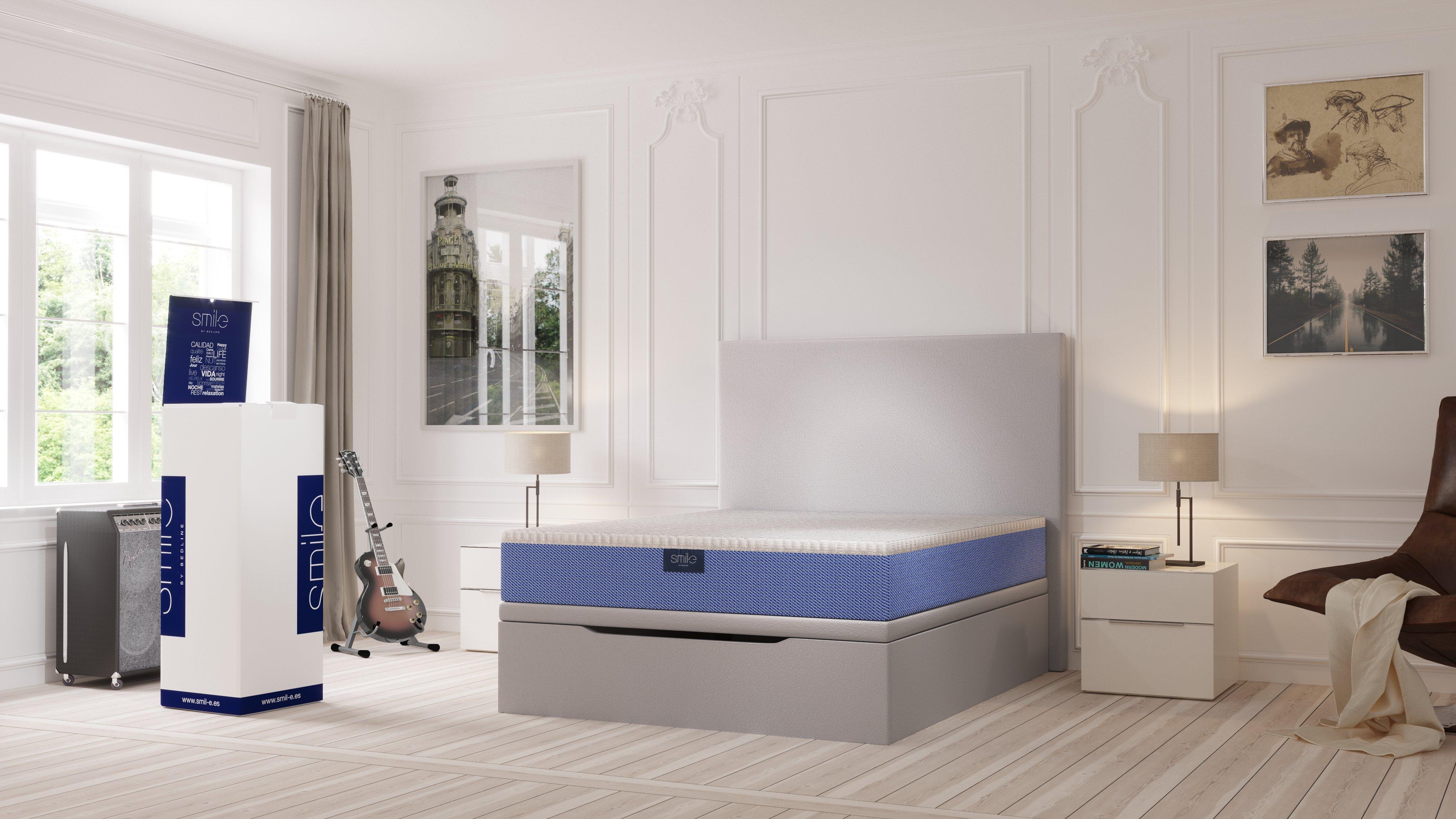 muebles 3D ambiente dormitorio
