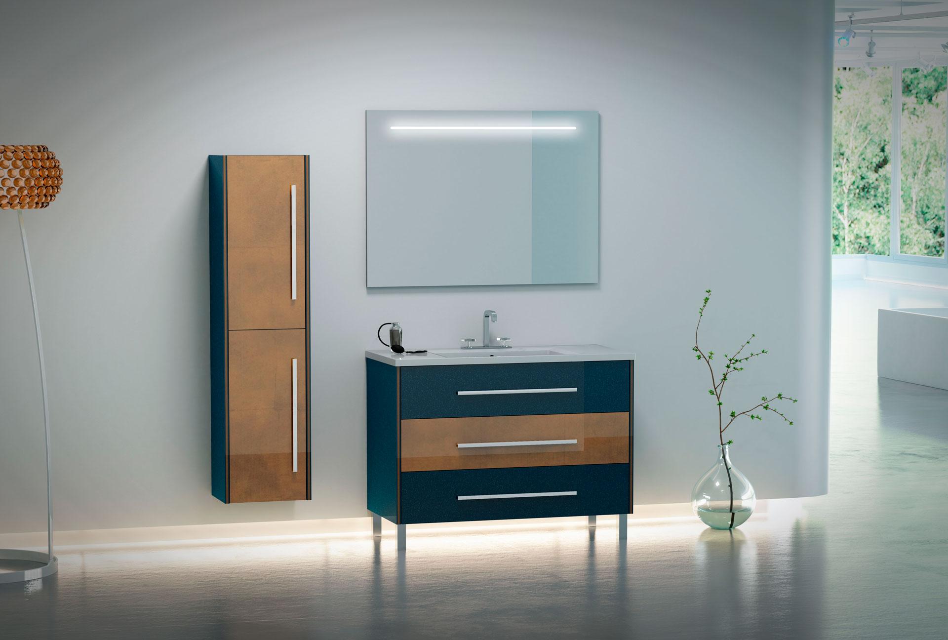 Infografias 3D ambiente baño