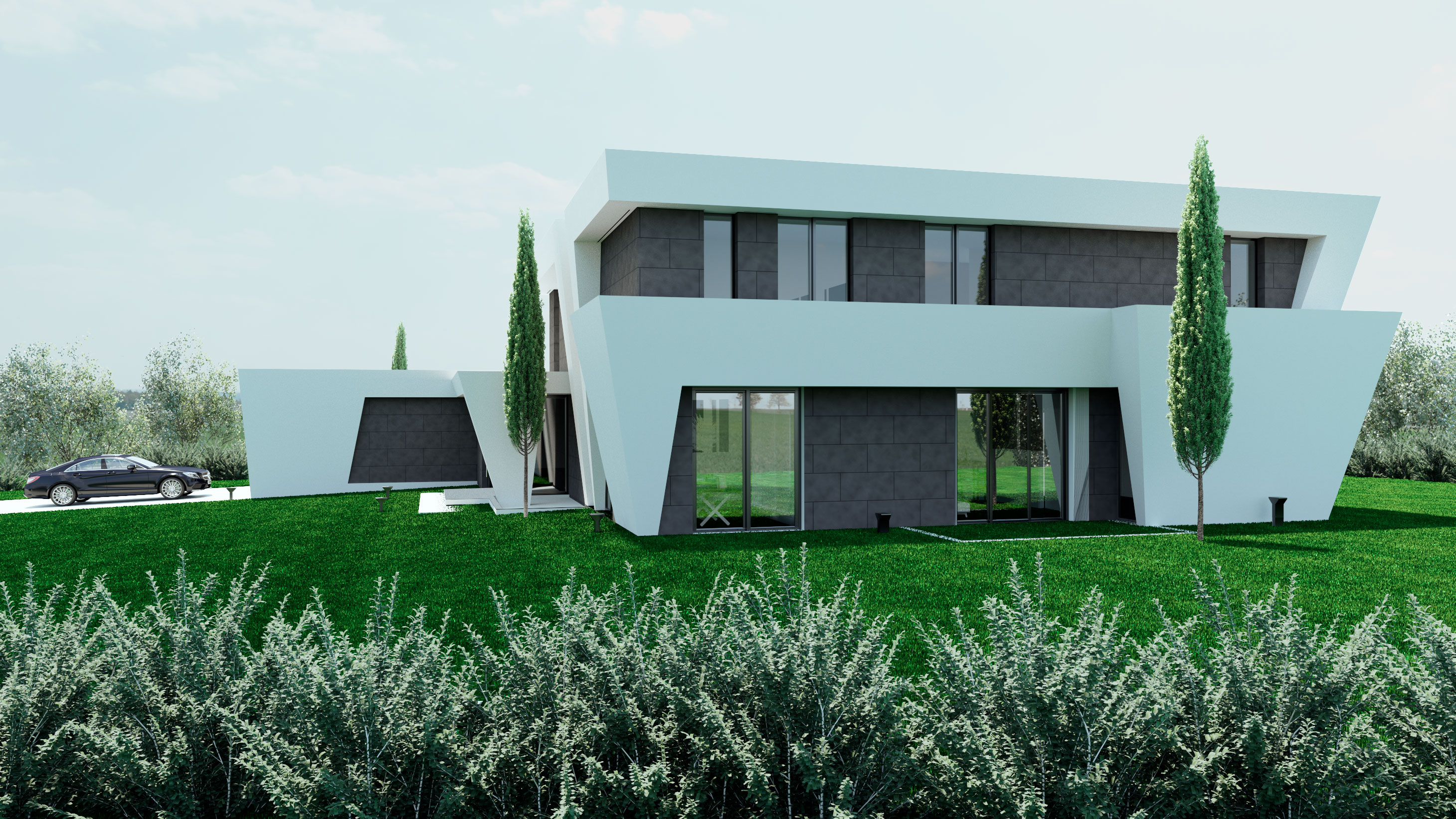 imágenes 3D arquitectura
