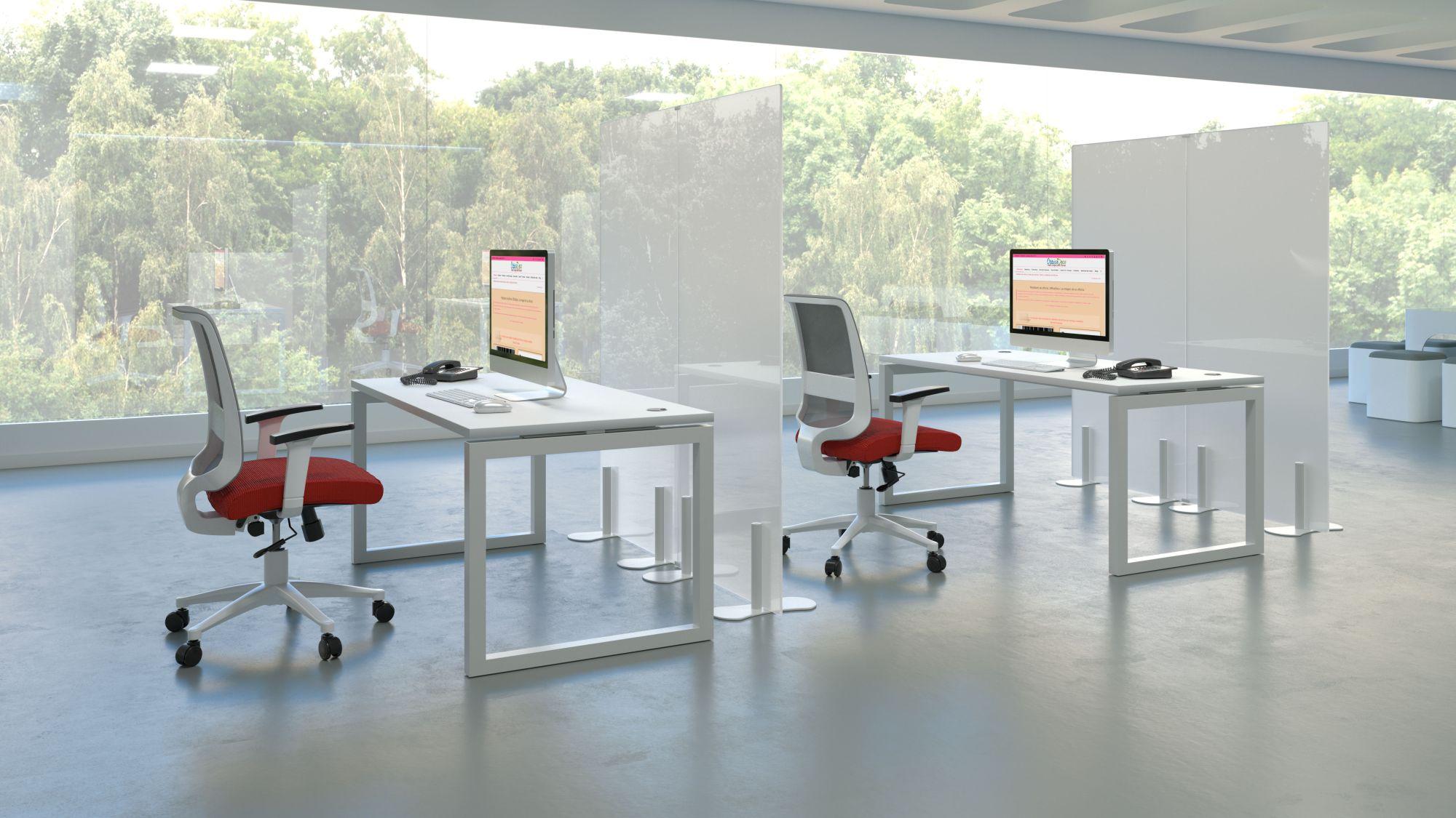 muebles 3D mueble oficina
