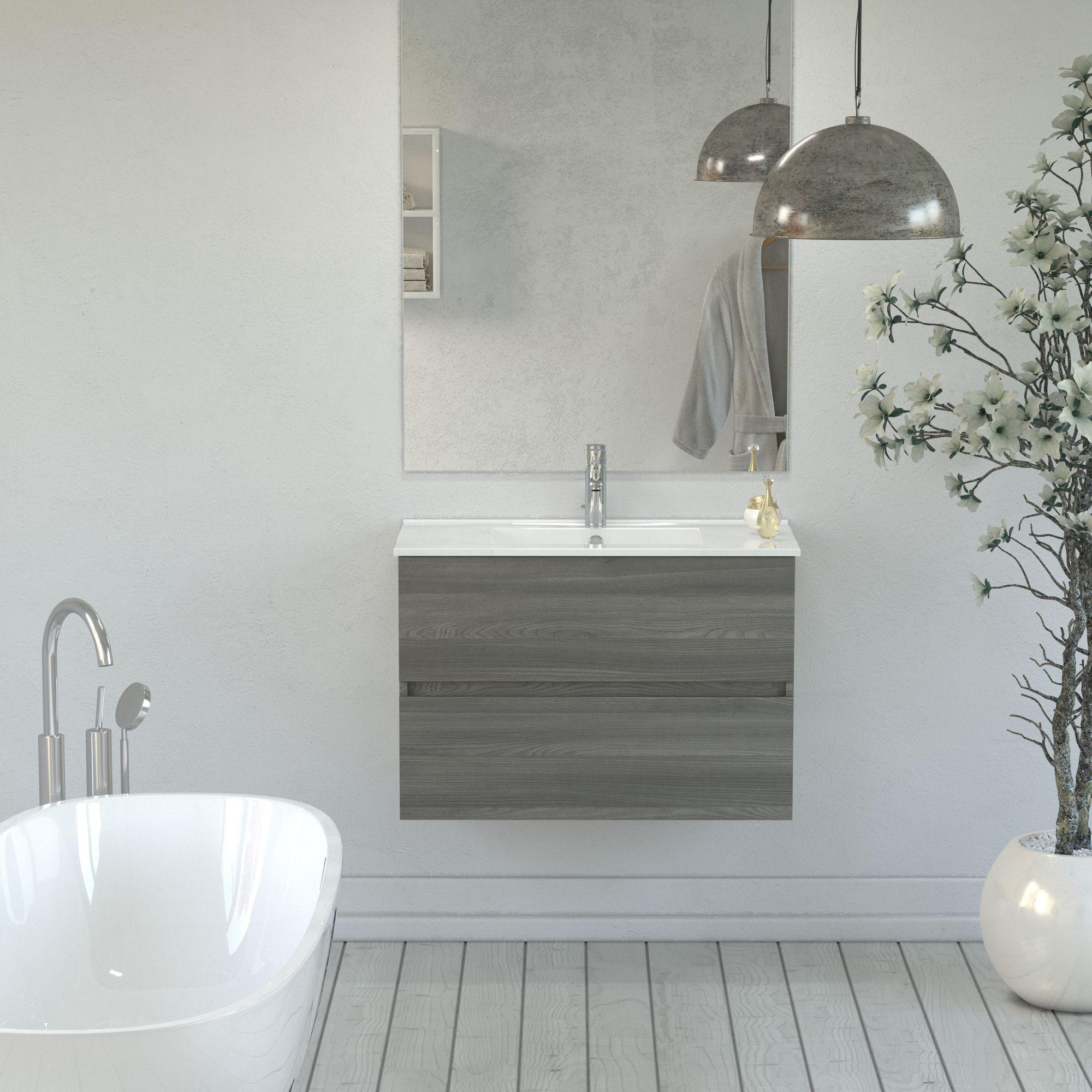 muebles 3D baño