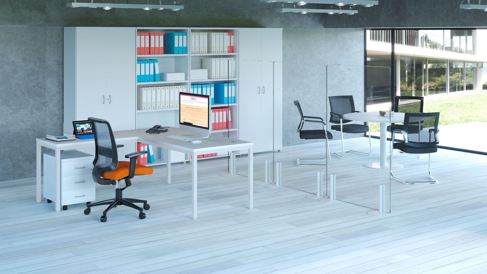 Infografías 3D  mueble