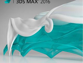 3DStudio MAX 2016, nuevas mejoras