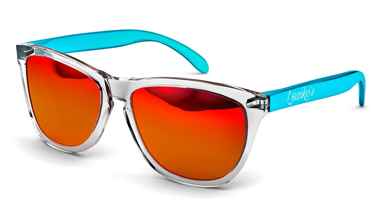 Infografía 3D gafas de sol