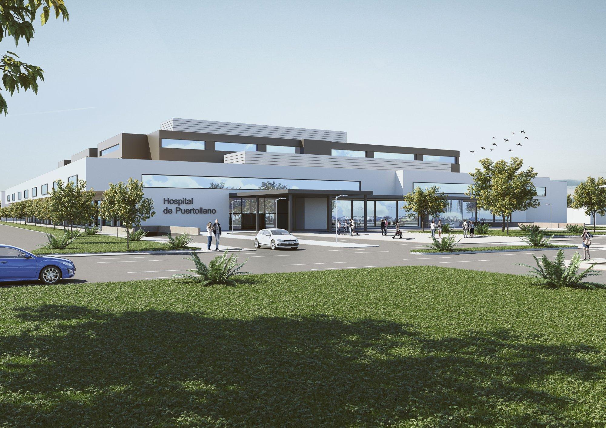 imágenes 3D arquitectura exterior