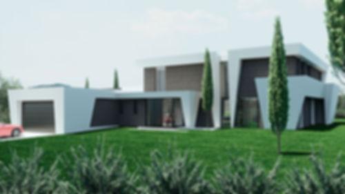 Arquitectura 3D vivienda