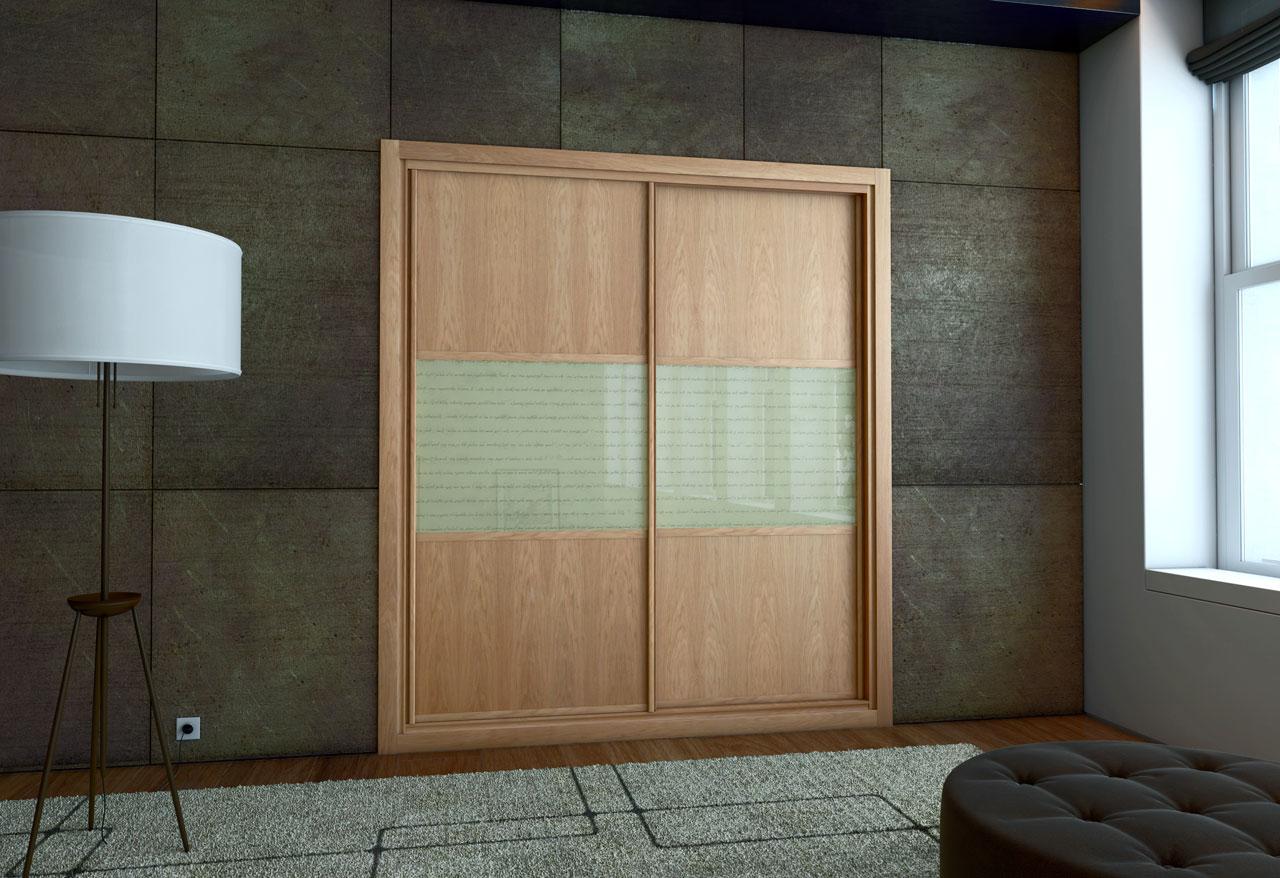 interiores 3D armario