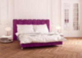 Ambiente 3D dormitorio