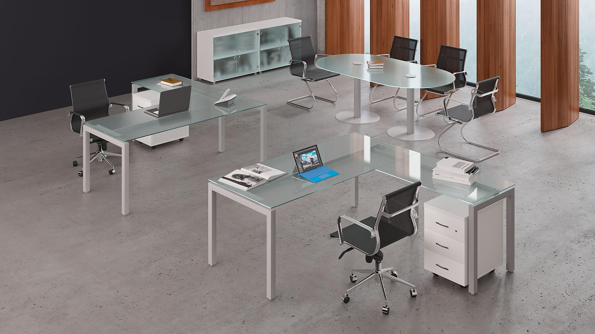 infografía 3d ambiente mueble