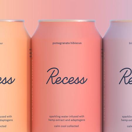 RECESS | CBD functional water