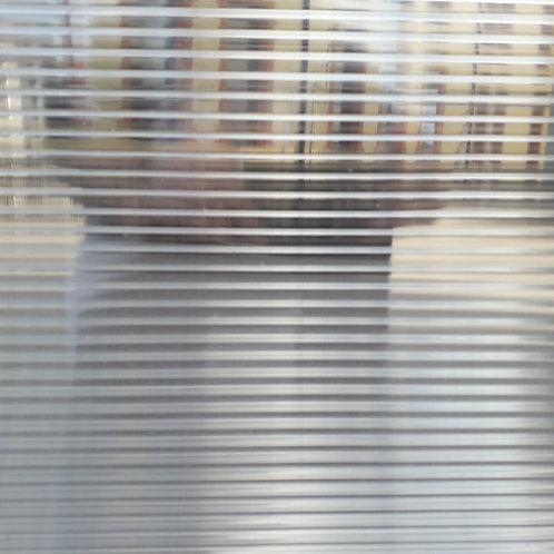 BARRIERA IN POL. ALVEOLARE TRASPARENTE 10mm
