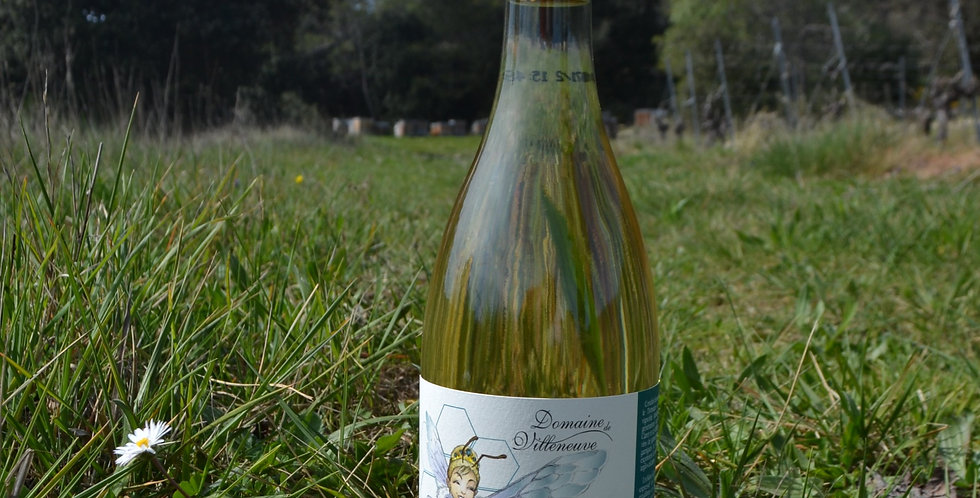 Bee Happy Viognier blanc IGP Saint-Guilhem-le-Désert