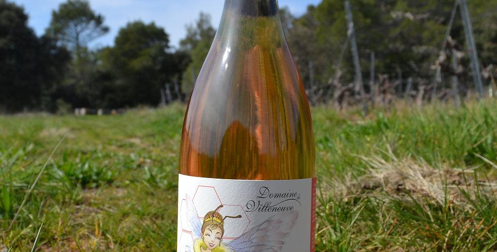 Bee Happy Cinsault rosé IGP Pays d'Hérault