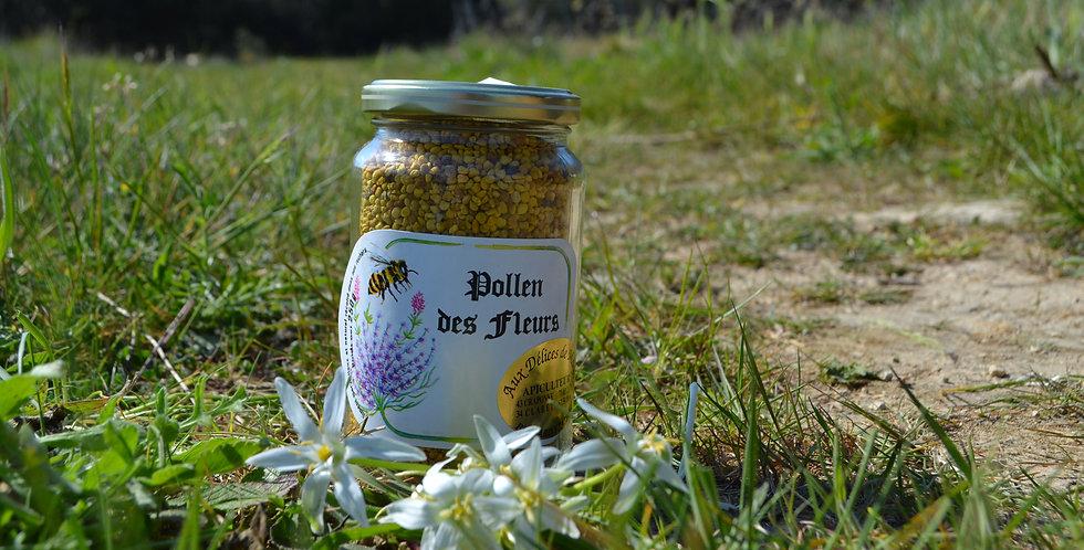 Pollen de fleurs 250g