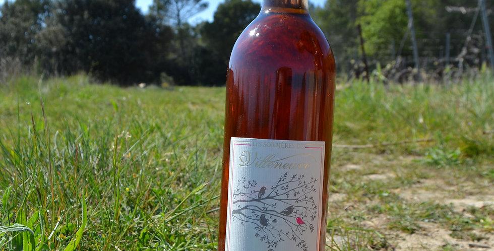La Sorbière 100% Mourvèdre rosé VDF
